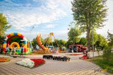 Нуржан Ашимбетов рассказал о проведенном и запланированном благоустройстве парков и скверов