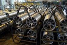 Начать производство алюминиевых дисков в Павлодарской области планируют в декабре 2017 года