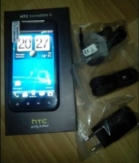 HTC Incredible S (S710e ) 30000