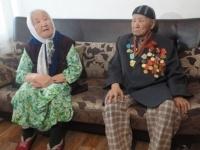 В Павлодаре волонтеры «Жас Отана» пришли на помощь ветеранам