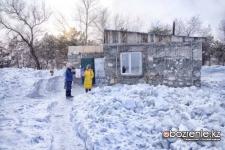 Жители поселка ИЖС недовольны темпами развития городка в степи