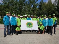 Павлодарские студенты будут очищать дно Жасыбая