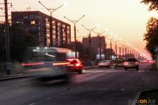 В Павлодаре под колесами автомобиля погибла пенсионерка