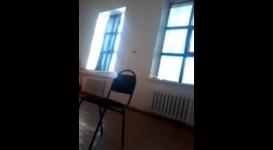 В Сеть попало видео, скрытно снятое в одном из казахстанских РОВД