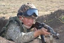 В армию - на месяц