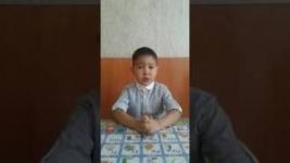 Пятилетний мальчик из Павлодарской области мечтает о встрече с Назарбаевым