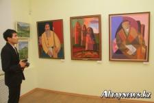 Выставка работ художников, посвященная творчеству Абая, открыта в Усть-Каменогорске