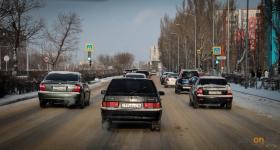 На улице Кутузова для водителей создают «зеленую волну»