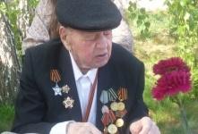 В селе Павлодарском простились с самым возрастным ветераном страны