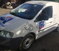 Волонтеры Клуба добряков подарили зоозащитникам автомобиль