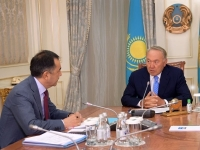 Бакытжан Сагинтаев отчитался перед Главой государства о работе Правительства