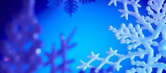 Невероятные снежинки