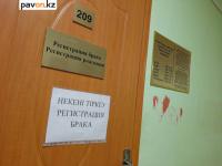 «Свадьба в советской бухгалтерии»: молодожены Павлодара недовольны условиями, в которых им предлагают заключать брак