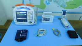 Павлодарская служба санавиации получила новое оборудование, благодаря которому сможет лучше оказывать помощь пациентам