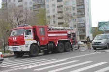 Пожар в Департаменте по ЧС Павлодарской области был условным