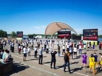 Около 300 павлодарцев приняли участие в «Challenge«Другой Ты»