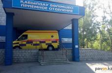 Павлодарские врачи сделали кесарево сечение беременной женщине, попавшей в ДТП