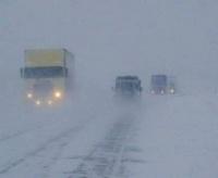 В Павлодарской области три человека едва не замерзли в буран