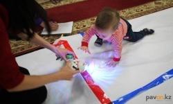В Павлодаре снова пройдет чемпионат по ползанию среди малышей