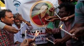 470 человек скончались в Индии от горя по умершему министру штата Тамилнад