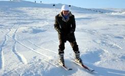 Для зимнего отдыха горожан в Экибастузе открыли лыжные трассы и катки