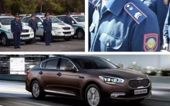 В ДВД ЗКО рассказали, зачем полицейским авто за 17 млн тенге