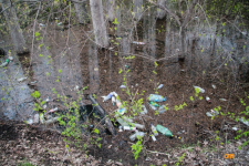 Засоренность мест для отдыха пластиком волнует павлодарских общественников