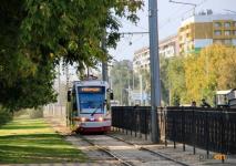 Временные изменения трамвайных маршрутов произойдут в Павлодаре