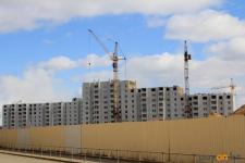 Первые шесть домов в новом микрорайоне Достык в Павлодаре запланированы к сдаче в 2020 году