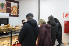 Ажиотажа в павлодарских продуктовых магазинах нет