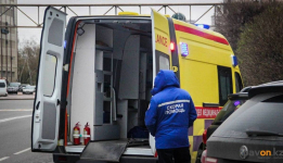 Годовалый малыш выпал из окна в пригороде Экибастуза