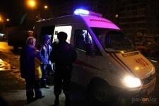 Четыре человека пострадали в ДТП в Павлодарской области