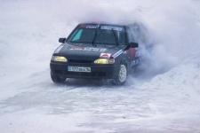 Третьи дуэльные автогонки прошли в Павлодаре
