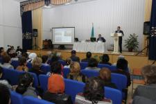 Аким Павлодара предложил жителям Кенжеколя развивать придорожный бизнес