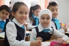 В Павлодаре на родителей детей, которые ходят в школу в платках могут подать в суд