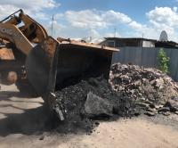 Жителям подтопленных домов второго Павлодара собрали более 130 тонн угля