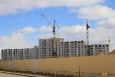 Почти 110 тысяч квадратных метров жилья ввели в эксплуатацию с начала года в Павлодаре
