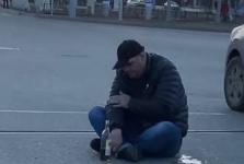 Пять суток проведет за решеткой павлодарец, распивавший спиртное на проезжей части