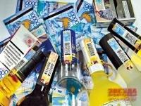 Большинство казахстанцев может перейти на контрафактную алкогольную и табачную продукцию