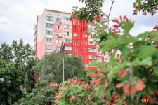 Для покраски фасадов 53-х многоэтажек Павлодара готовы эскизные предложения
