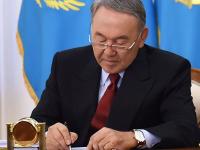Нурсултан Назарбаев внес изменения в указ по подготовке Нацдоклада по науке