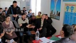 « В Павлодарской области скандалом завершился отчет сельского акима »