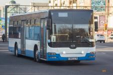 Некоторые автобусы временно изменят свое движение по улице Лермонтова в Павлодаре
