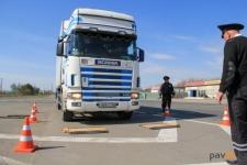 Областная транспортная инспекция отмечает снижение  на дорогах количества автотранспорта с перегрузом
