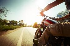 В Павлодарской области пьяный мотоциклист притворялся глухонемым, чтобы уйти от ответственности