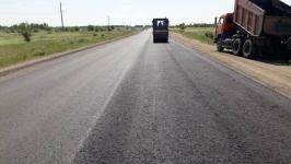 На республиканской дороге в Павлодарской области досрочно закончили ремонт