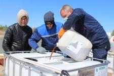 23 тонны «Бактицида» против мошки вылили в Иртыш в районе Аксу