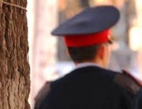 В Щербактинском районе наказали полицейского за незнание правил дорожного движения
