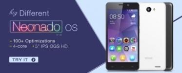 AXGIO WING W2 - смартфон за $ 99,99 и  $39.99