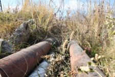 Сельского акима в Павлодарской области наказали за продажу старых труб теплотрассы